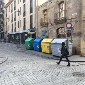 Ciudadanos solicita el soterramiento de los contenedores de la Plaza de San Justo