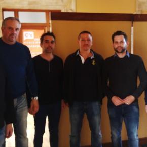 Ciudadanos Salamanca se reúne con trabajadores y representantes de la Planta de Babilafuente