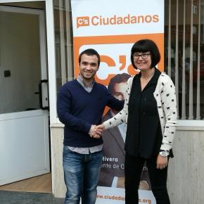 Pablo Yáñez presenta la nueva agrupación de Ciudadanos en Santa Marta