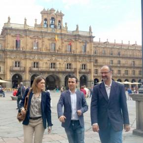 """Marta Rivera: """"Si hay un partido que va a ser capaz de moderar y hacer consenso es, sin ninguna duda, Ciudadanos"""""""