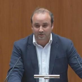 """David Castaño: """"Es necesario apostar por nuestra industria agroalimentaria, la más potente y la que más capacidad de exportación tiene"""""""
