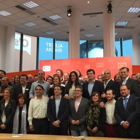 Encuentro #CiudadesC's en Madrid con portavoces de toda España