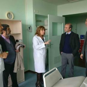 Cs pide la implantación de un programa de mediación comunicativa en el Hospital de Salamanca para pacientes con trastorno de lenguaje