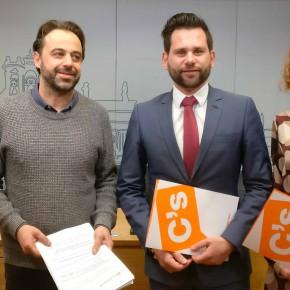 Se pone en marcha la propuesta de Ciudadanos Salamanca incrementando 20.000 € en el importe del convenio de colaboración con Cruz Roja