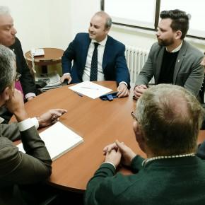 Ciudadanos Salamanca se reúne con la Asociación de Víctimas del Terrorismo