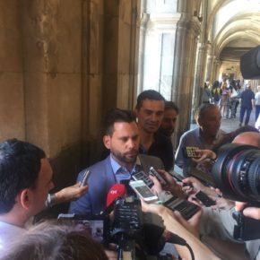 Alejandro González: Mañueco tendrá que dimitir si resulta imputado