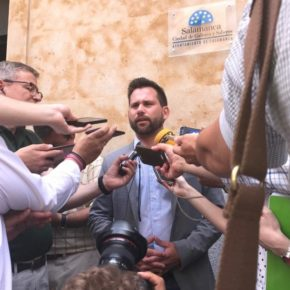 """Alejandro González """"La comisión de investigación que impulsó Ciudadanos es hoy más necesaria que nunca"""""""