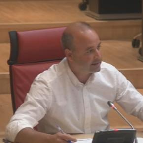 """David Castaño: """"Habrá bajada de impuestos y mayores inversiones sociales en Salamanca gracias a Ciudadanos"""""""