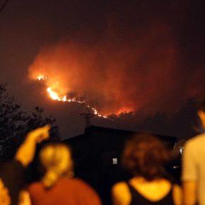 Ciudadanos solicita al Ayuntamiento que permita a los bomberos que lo soliciten participar en la labores de extinción de incendios en Galicia