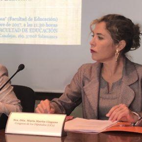 """Marta Martín defiende un Pacto de Educación porque """"la estabilidad es esencial para una educación de calidad"""""""