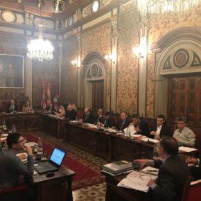 La Diputación de Salamanca aprueba la iniciativa de Cs para crear una mesa de control y seguimiento de las iniciativas aprobadas en Pleno