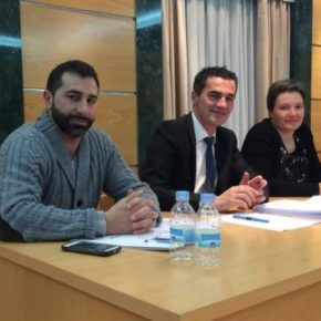 Ciudadanos (Cs) Carbajosa denuncia el bloqueo del Equipo de Gobierno a las medidas que plantea la Oposición