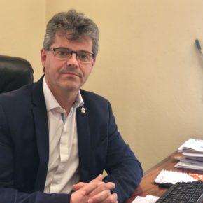 """Manuel Hernández: """"Es inadmisible que la Diputación siga dilatando la adjudicación del contrato para gestionar el muelle fluvial Vega de Terrón"""""""