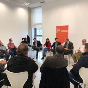 """Alejandro G. Bueno: """"Desde Ciudadanos insistimos en fomentar un ocio de calidad en la ciudad"""""""