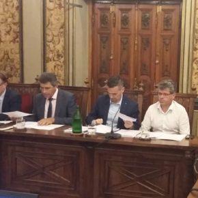 El PP de la Diputación de Salamanca rechaza las iniciativas de Cs para dar más apoyo y cobertura a las Ferias provinciales