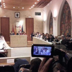 El servicio de 'Salenbici' llegará a todos los municipios del Alfoz tras aprobarse la iniciativa de Cs en el Pleno