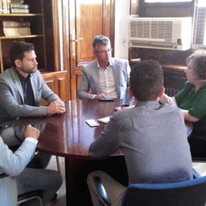 Cs se reúne con la Subdelegación del Gobierno en Salamanca para trasmitirle algunas demandas e intercambiar impresiones