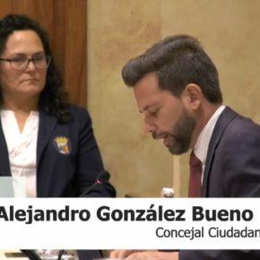 Cs celebra que el Ayuntamiento de Salamanca apoye su iniciativa para detener y recuperar el envío de documentos del Archivo General a Cataluña