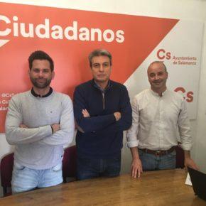 Ciudadanos pide la devolución de los archivos documentales al Archivo de Salamanca y evitar nuevas entregas
