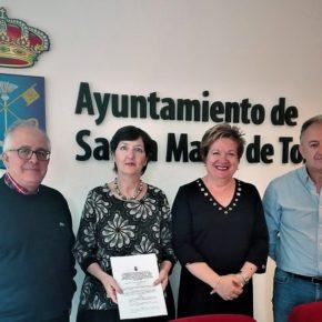 Cs Santa Marta celebra que el Ayuntamiento ponga en marcha su propuesta de firmar un convenio con ASCOL