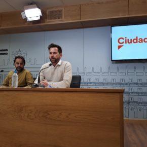"""G. Bueno: """"El PP desatiende la exigencia de Cs sobre la equiparación salarial entre Policía Local y resto de policías locales de CyL"""""""