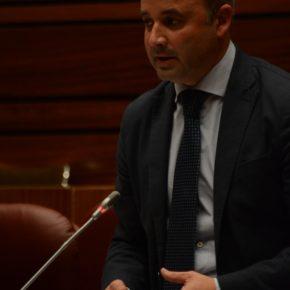 """Castaño reclama un espaldarazo para el Puerto Seco de Salamanca y """"acabar con los meses de retraso en su desarrollo"""""""