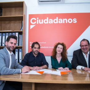 """A. González Bueno (Cs): """"Los presupuestos naranjas están enfocados a generar empleo y más oportunidades"""""""