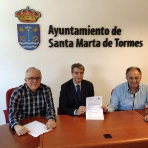 Cs celebra que el Ayuntamiento de Santa Marta apruebe su iniciativa para la devolución de documentos del Archivo General de Cataluña