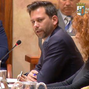 """González Bueno: """"Gracias a Cs los Presupuestos 2019 son más participativos que nunca y están dirigidos a todos los salmantinos"""""""