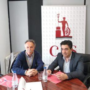 """José Antonio Mirón: """"Ciudadanos es el partido de los autónomos y de los emprendedores"""""""