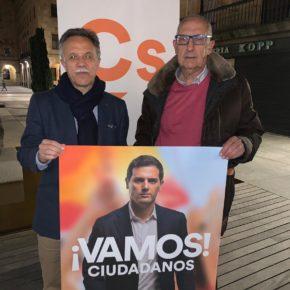 """José Antonio Mirón: """"En Ciudadanos tenemos el mejor equipo y las mejores propuestas para lograr el cambio que Salamanca y España necesitan"""""""