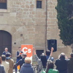 """Mirón: """"Ciudadanos es el partido de la igualdad entre todos los españoles y el de la igualdad de oportunidades"""""""