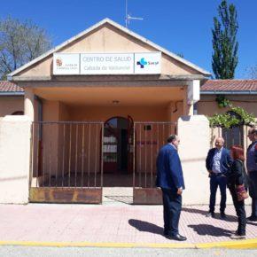 Cs se compromete a realizar las obras del nuevo Centro de Salud en Calzada si gobierna en la Junta de CyL