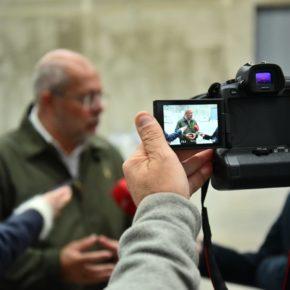 """F. Igea (Cs): """"Para luchar contra el problema de la España vaciada, debemos aparcar las políticas de resignación y apostar por el I+D+i"""""""