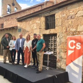 Cs Aldeatejada apuesta por la gestión integral de todos los núcleos poblaciones del municipio y la mejora de servicios e infraestructuras
