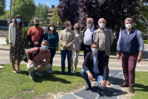 Compañeros Ciudadanos de Salamanca y Majadahonda