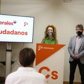Ciudadanos de Salamanca inicia el nuevo curso político con la apertura de una oficina de atención al ciudadano