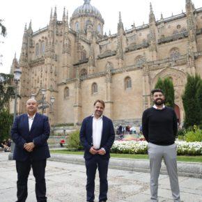 Los concejales de Turismo de Salamanca, Ávila y Alba de Tormes anuncian la primera estrategia turística de la historia común a las tres ciudades