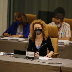 El Pleno del Ayuntamiento de Salamanca reprueba a la Ministra de Igualdad Irene Montero a petición de Ciudadanos