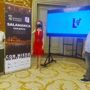 Ana Suárez (Cs) presenta la campaña 'Con miedo, no hay fiestas', un proyecto de sensibilización y prevención de las agresiones sexuales